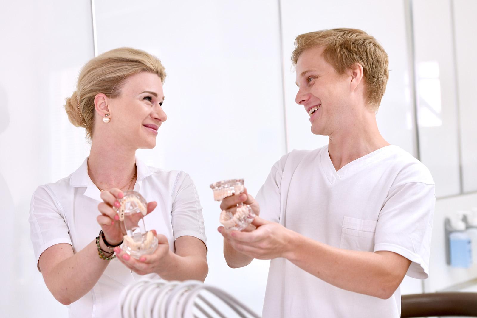 Specializovaná dentální hygiena